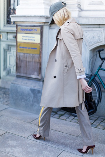 classic trench coats