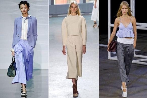 catwalk culottes