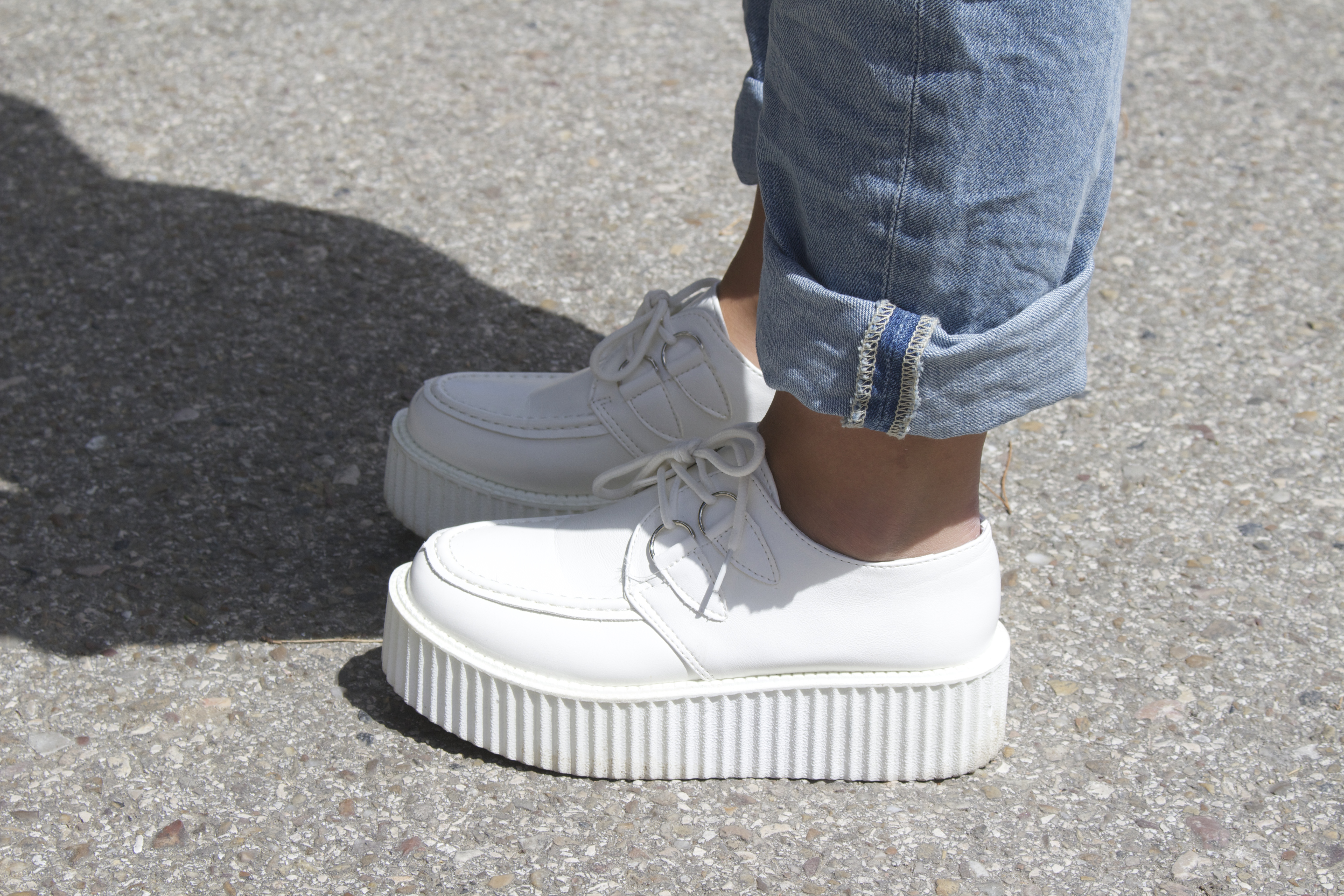 creepers blancas