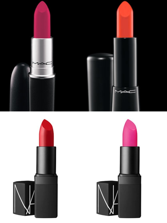 bright spring lipsticks