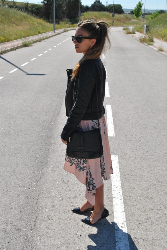 chic spring outfit