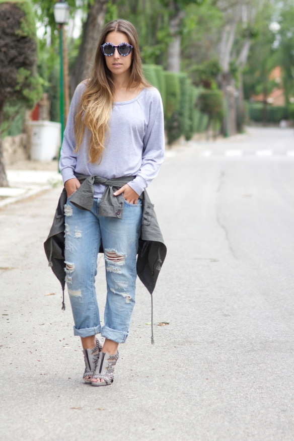 casual chic outfit