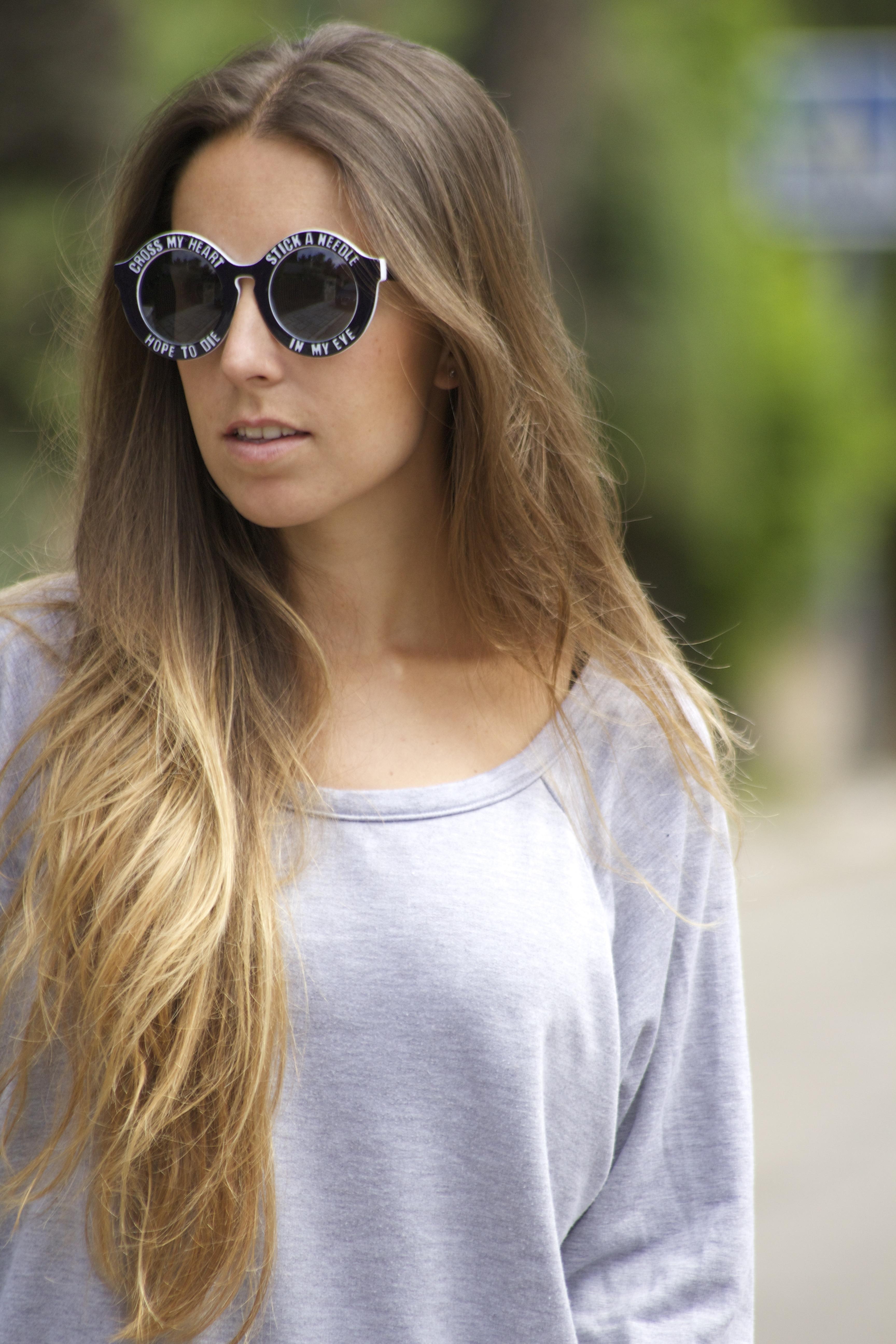 quote sunglasses