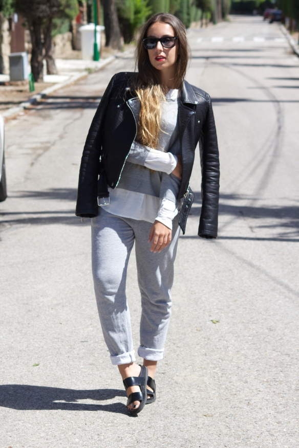 casual comfy outfit