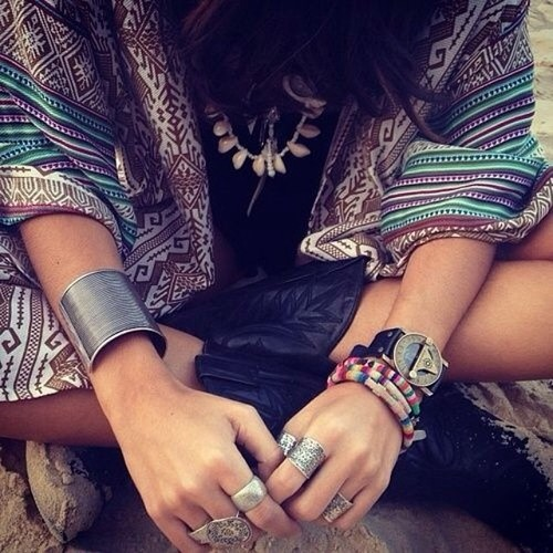 trends kimonos