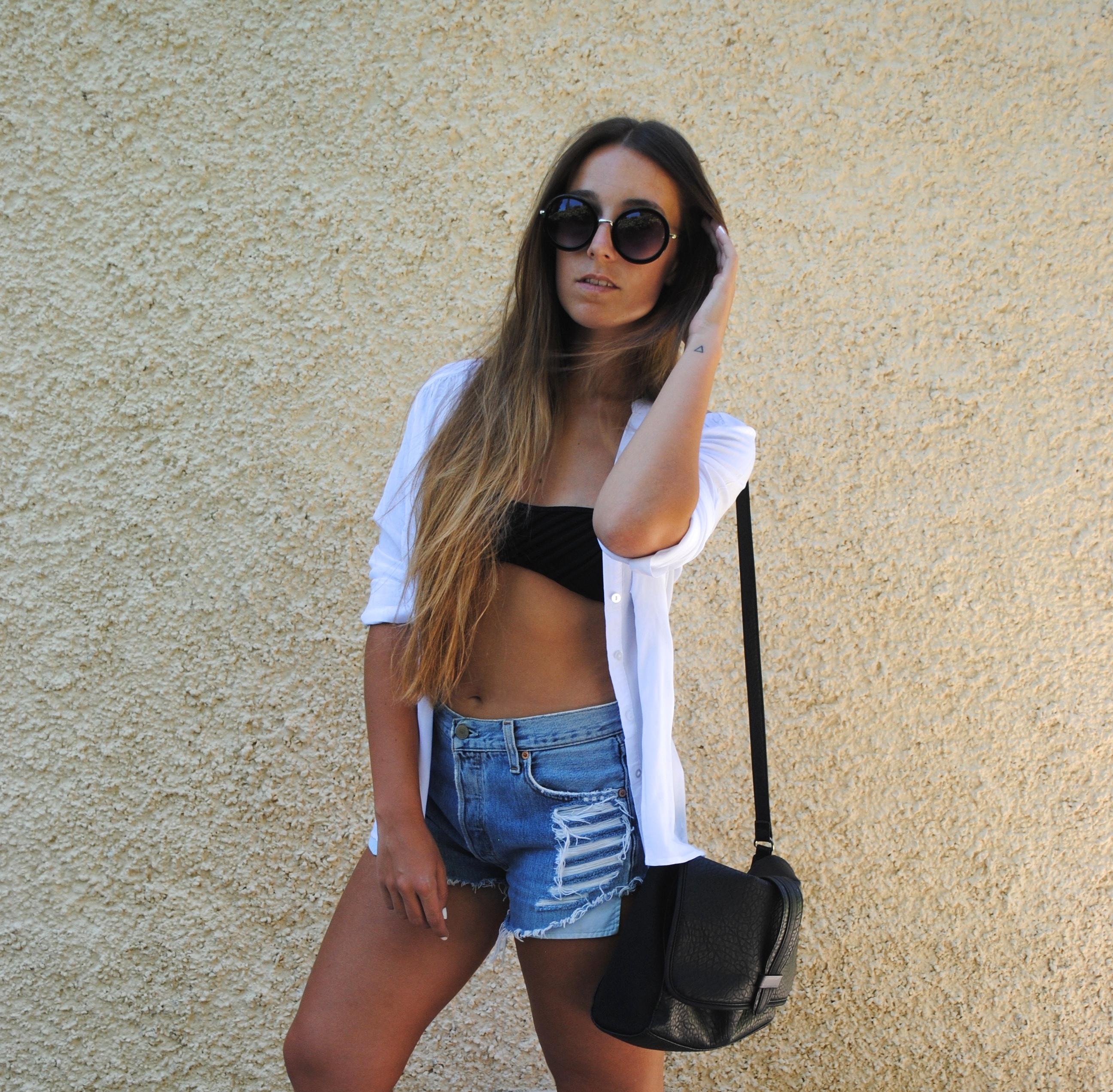 levis vintage shorts