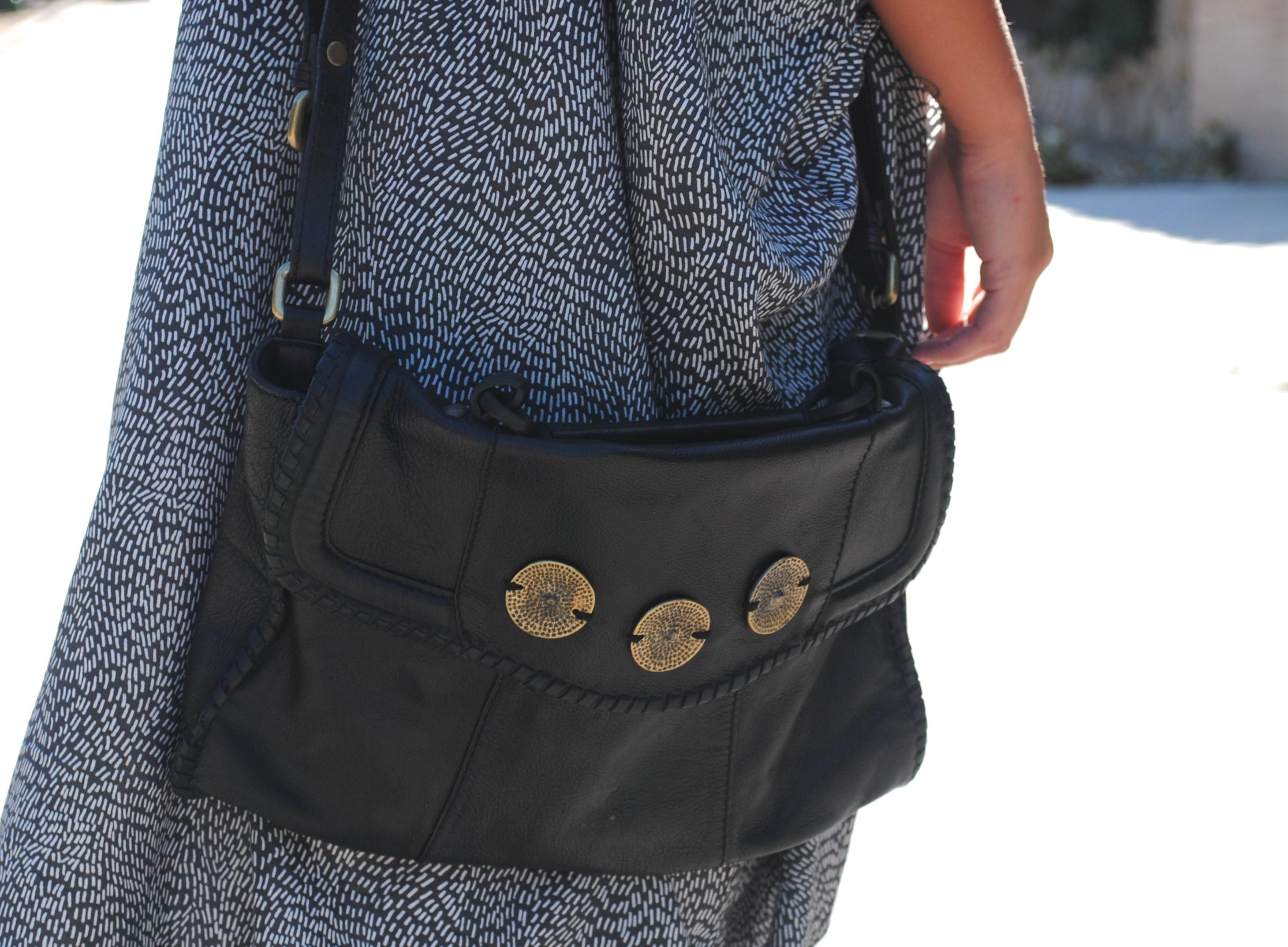 boho style bag