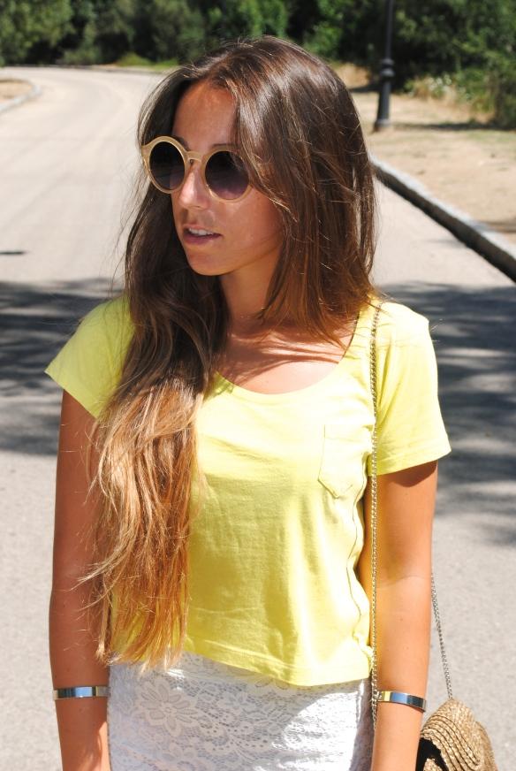 round sunglasses