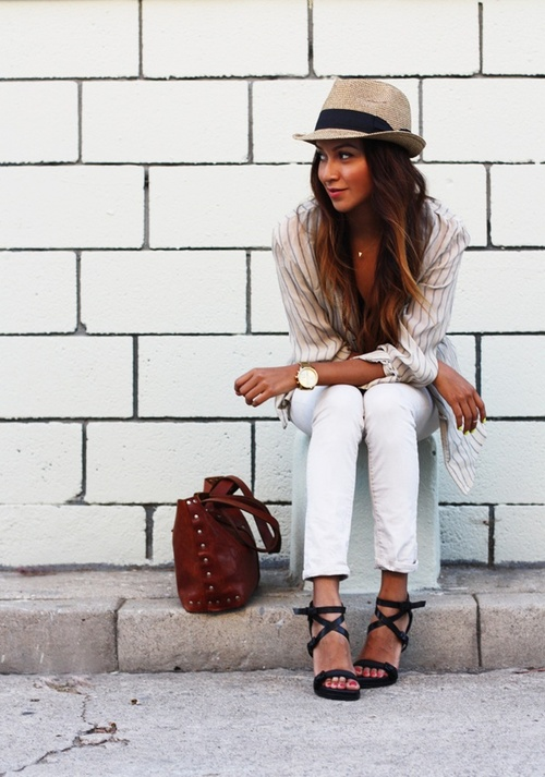 sincerely jules panama hat