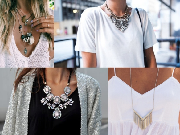 trendy necklaces