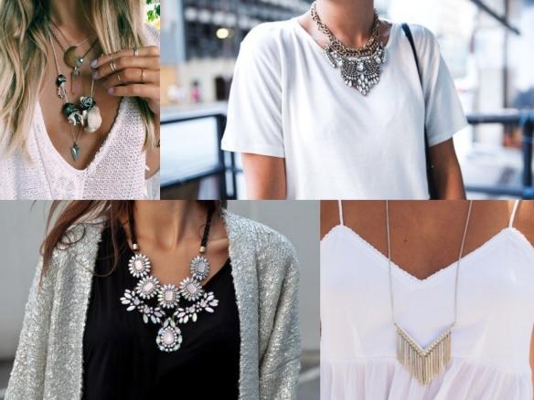 trendy necklaces