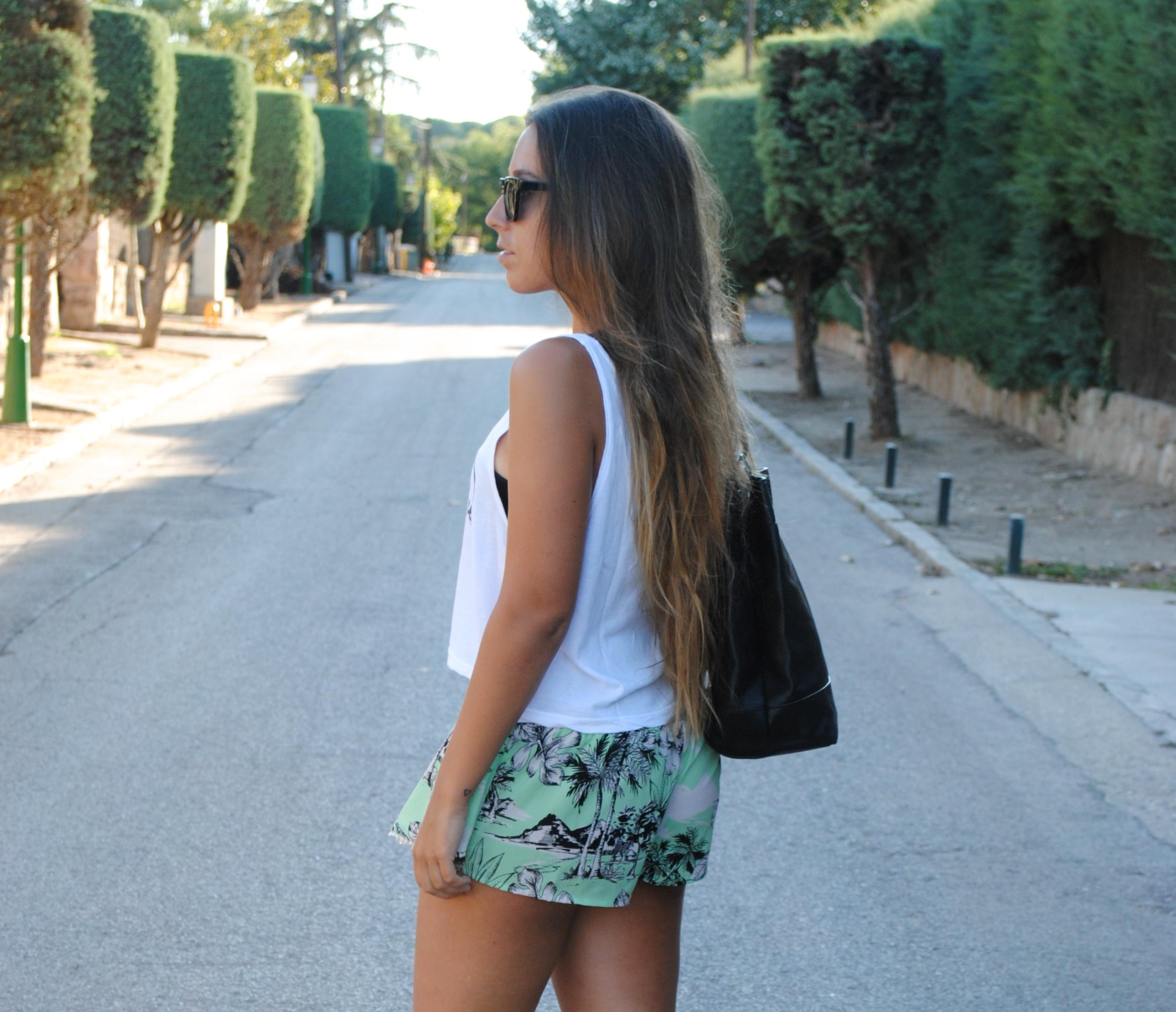 outfit mochila