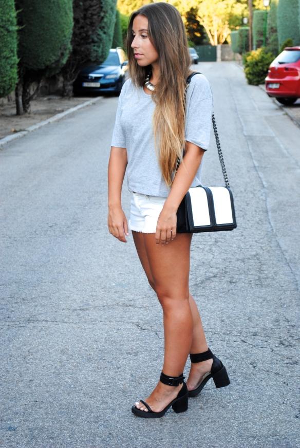 outfit básicos verano