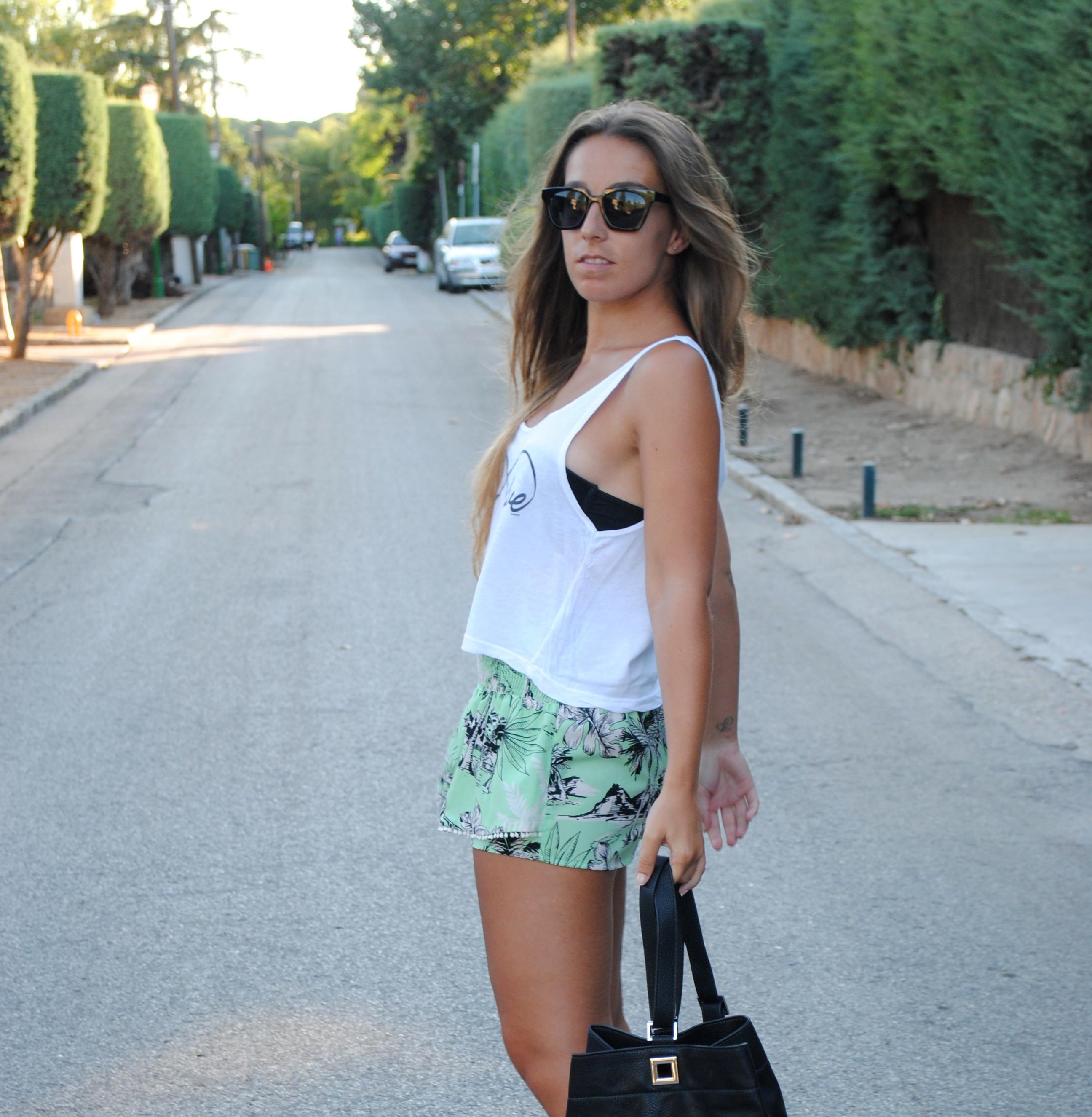 summer easy look