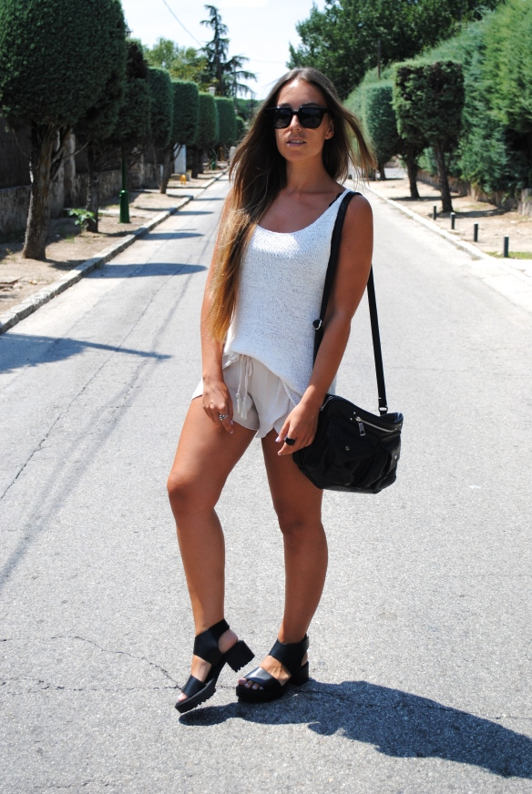 outfit verano informal