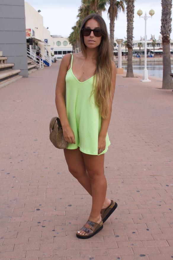 summer casual look