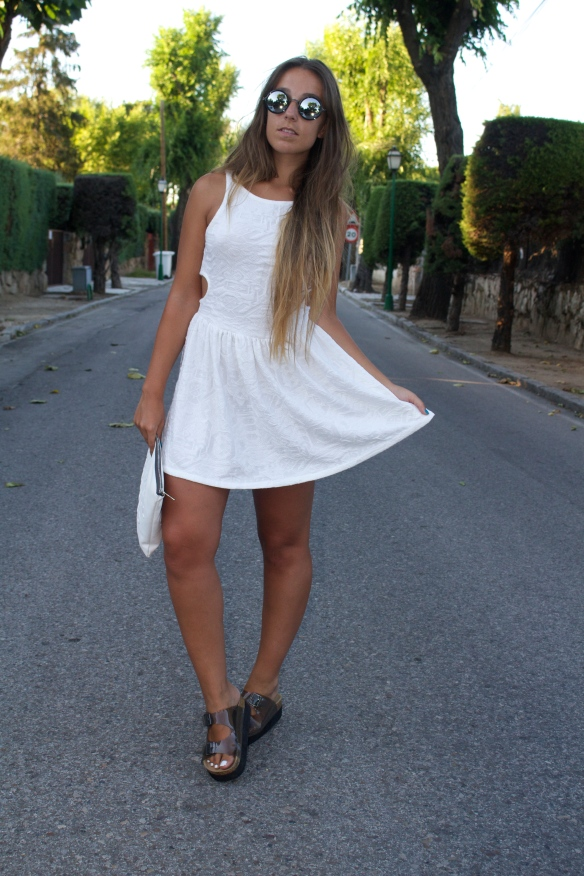vestido aperturas