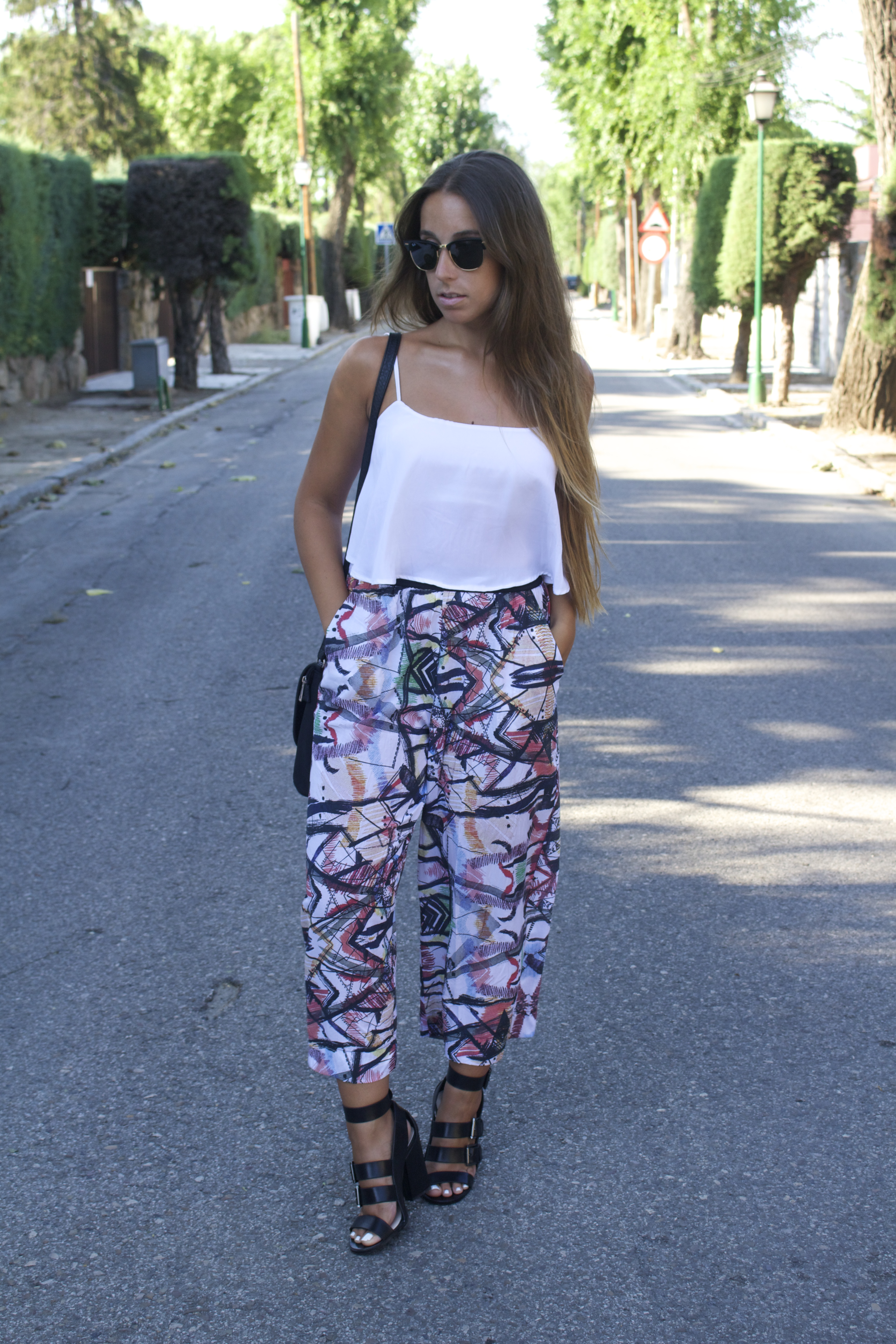 outfit culottes
