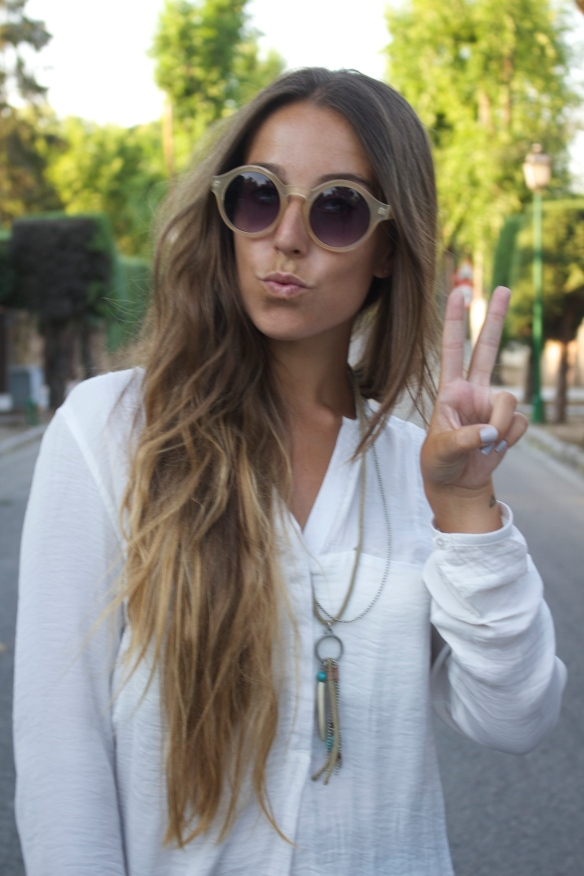 cool round sunnies
