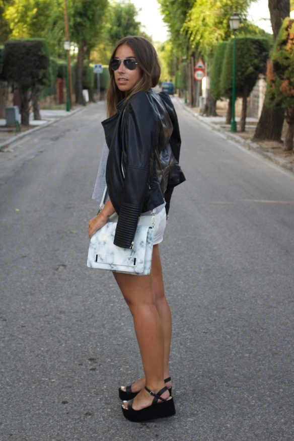 outfit casual chic verano