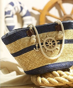 capazo estilo marinero