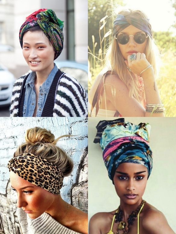 ways to wear a turban
