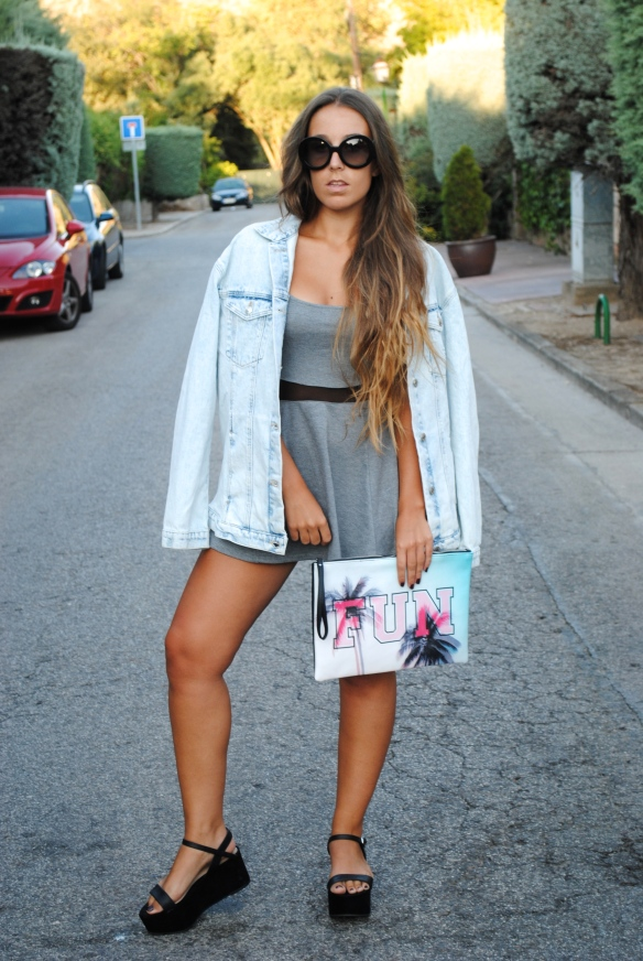 chic summer outfit