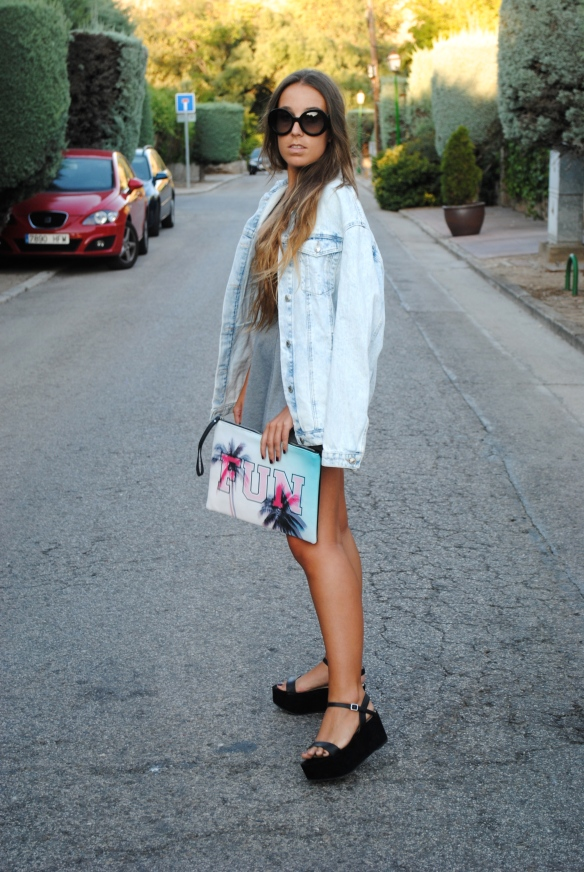 day to night summer look