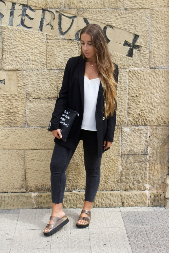 urban chic outfit