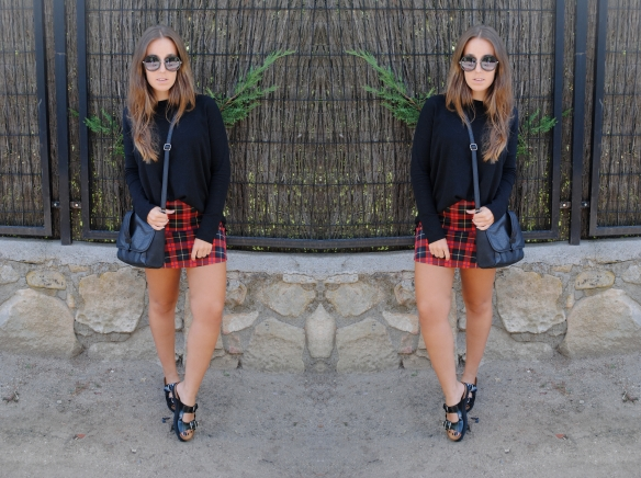 summer fall transitioning outfit