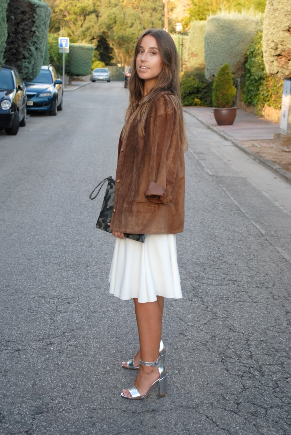 chic girly look