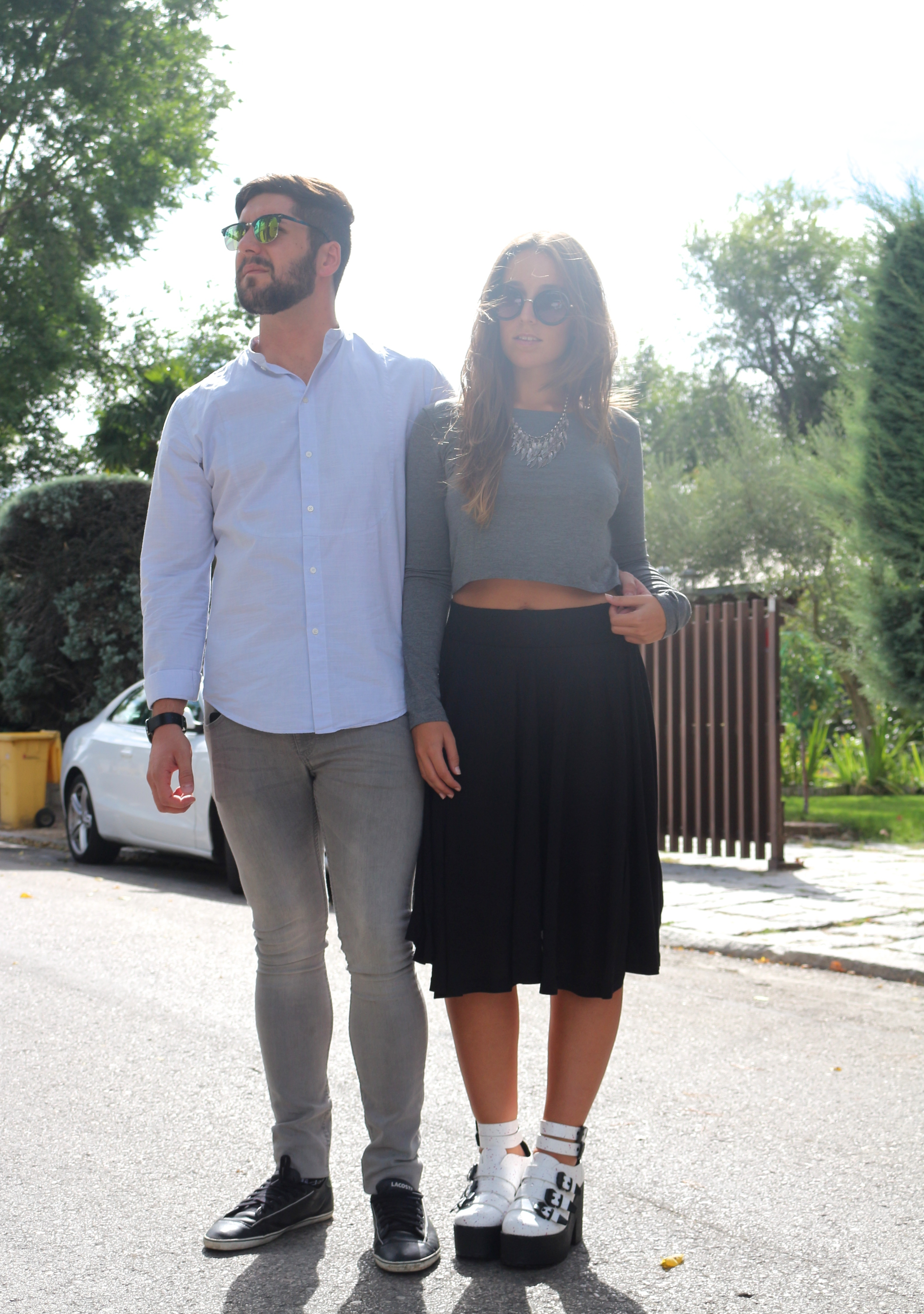 looks el y ella