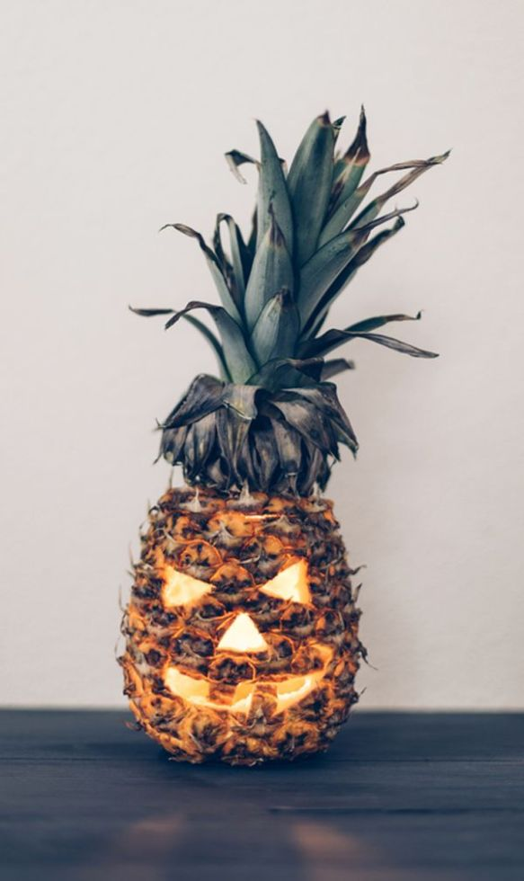 creepy pineapple