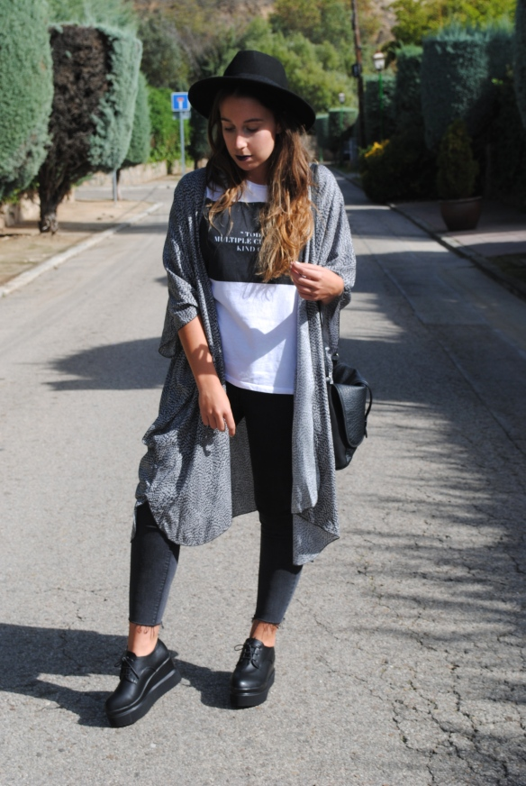 grunge fall outfit
