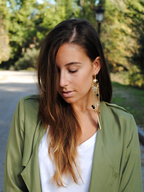 the single earring