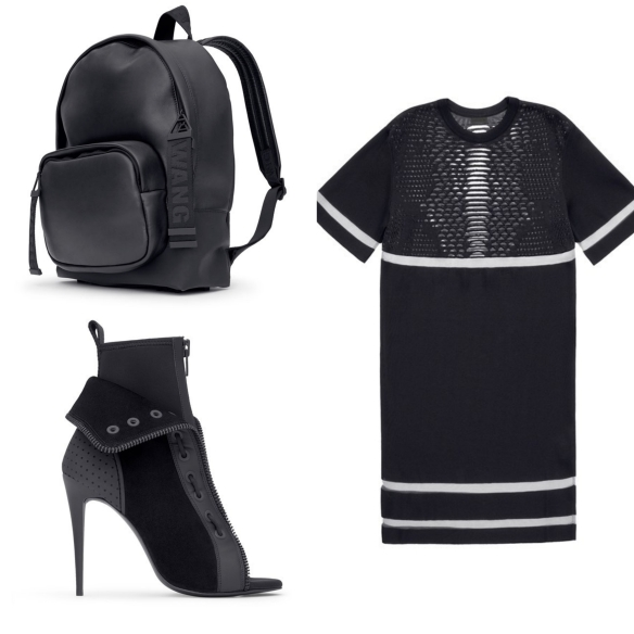 alexander wang x hm accessories