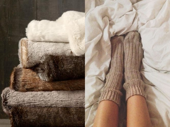 home coziness