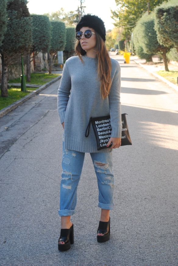 look causal chic otoño