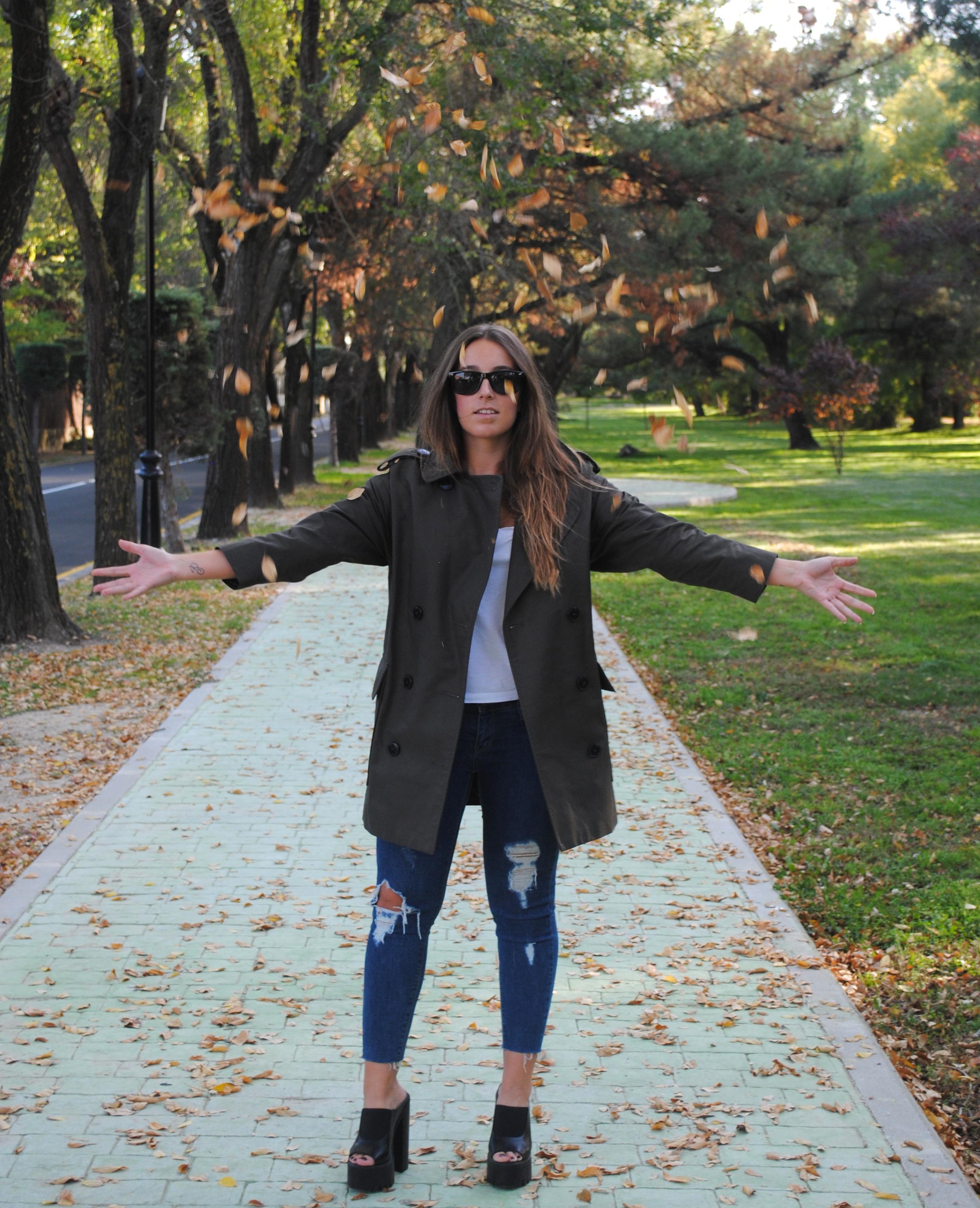 easy fall look