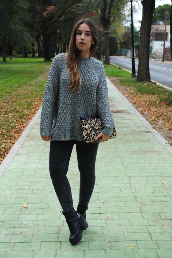 look casual chic otoño