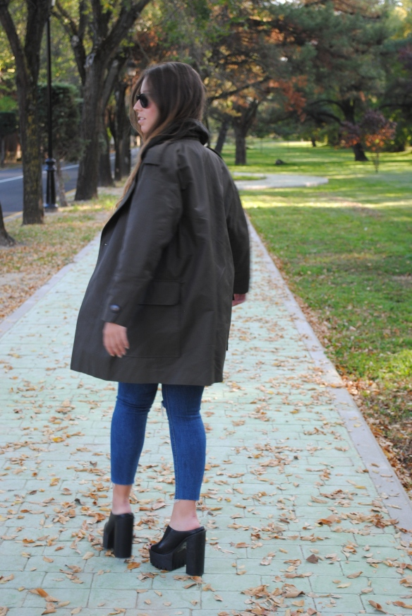 simple casual chic outfit