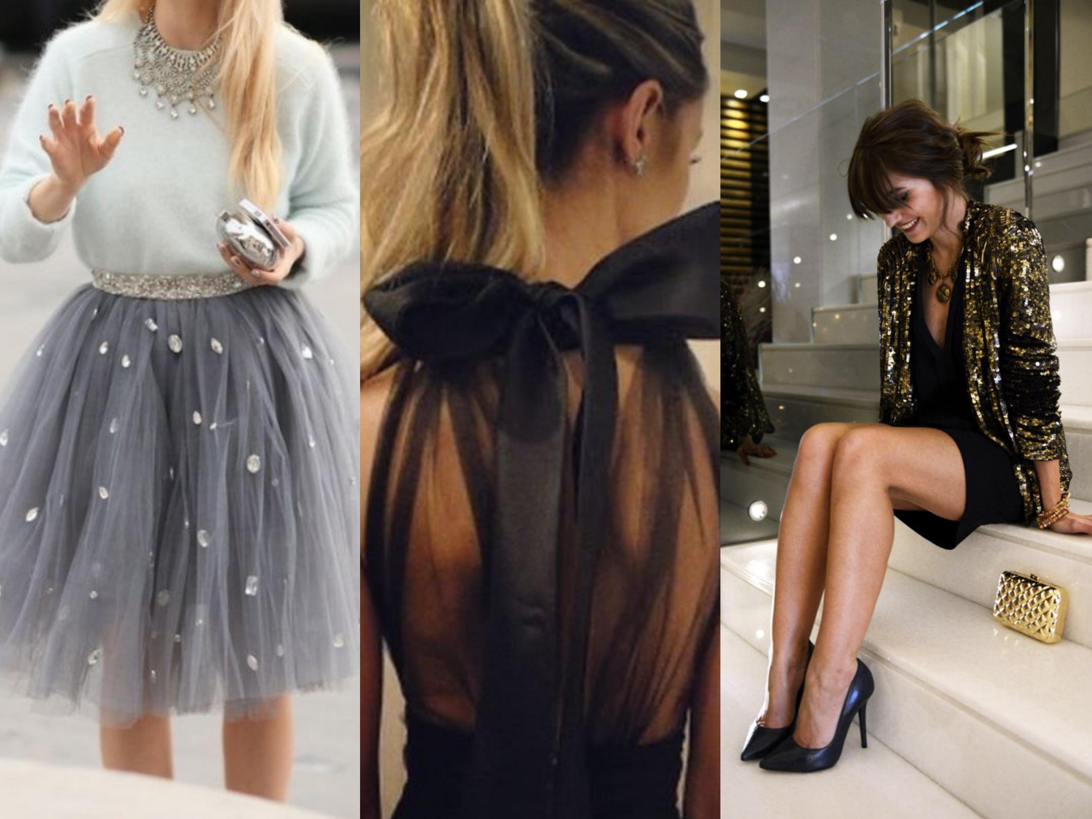 black lace festive season