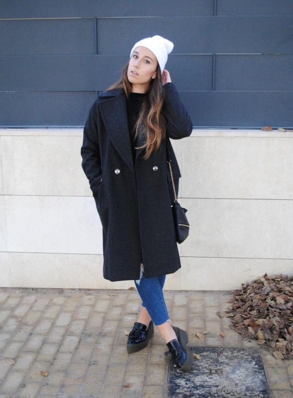 boyfriend style coat