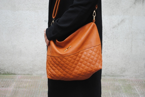 bimba y lola brown bag