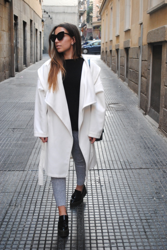 look invierno casual chic