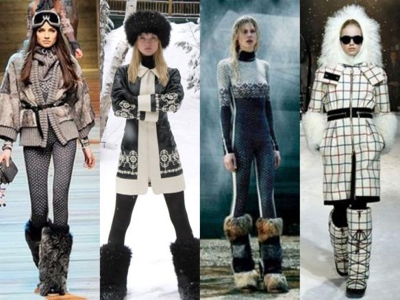 aprés ski outfits