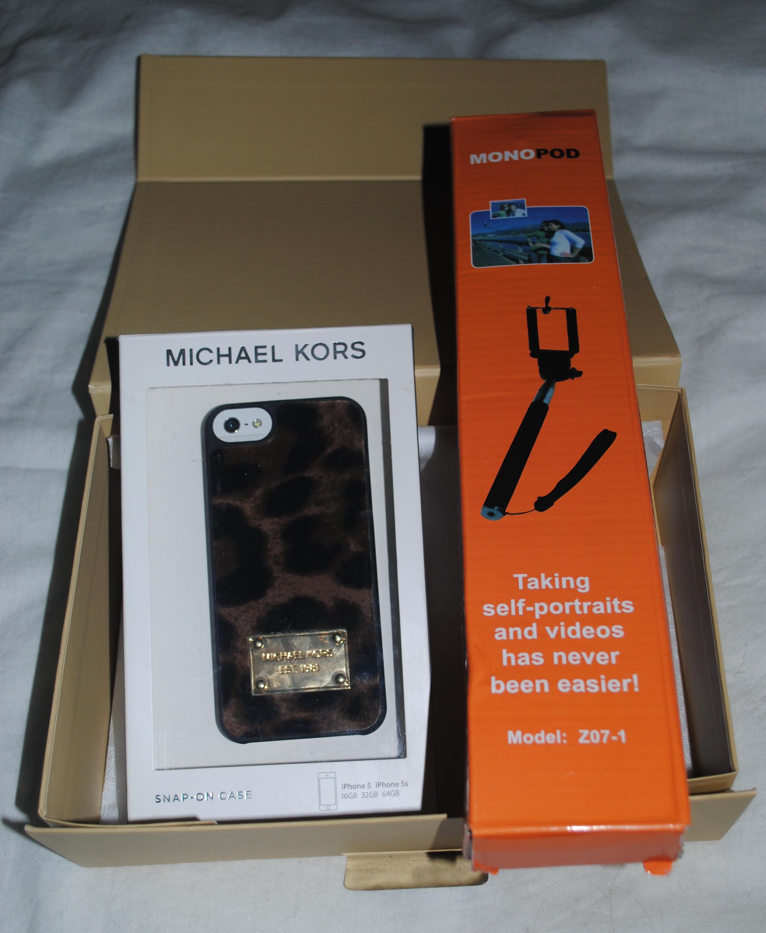 iphone selfie stick