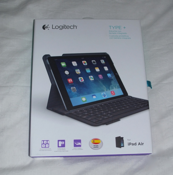 ipad wireless keybord