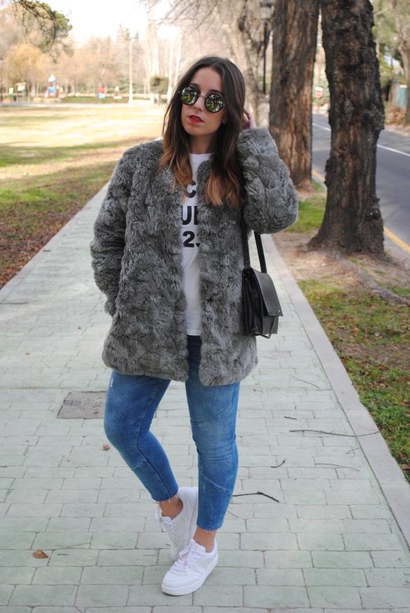 look casual chic invierno
