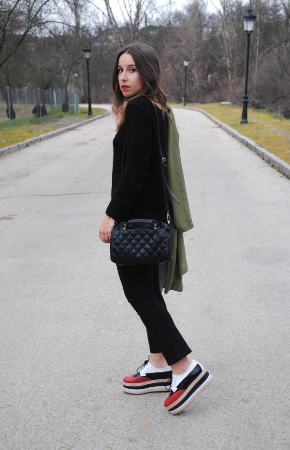 look casual chic invierno